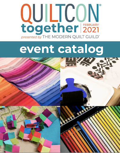 QuiltCon Catalog