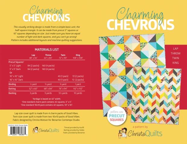 CharmingChevrons cover spread
