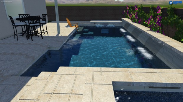 Pool Rendering