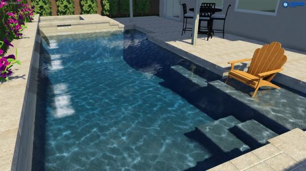 Watsons pool design