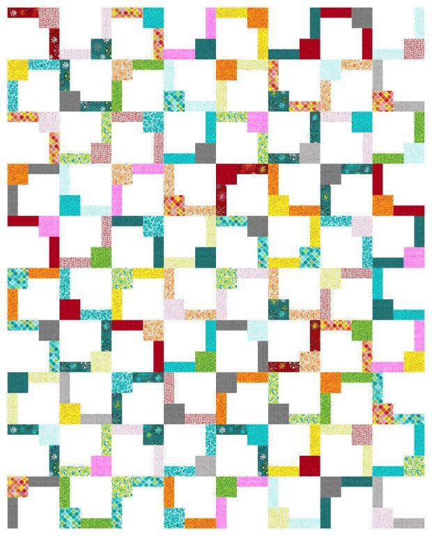 Bling Alternate Blocks
