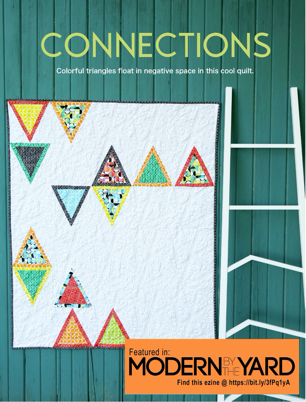 Connections Quilt in Modern by the Yard