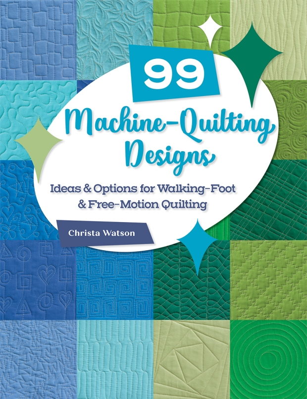 99 Machine Quilting Designs
